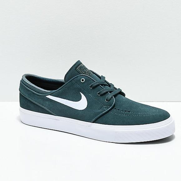 Nike Shoes   Sb Janoski Deep Jungle